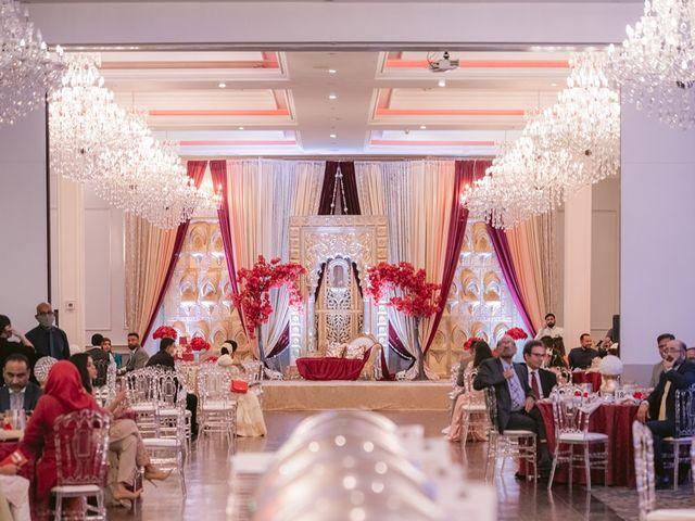 Zohra and Hamza's wedding in Markham, Ontario 55