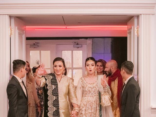 Zohra and Hamza's wedding in Markham, Ontario 56