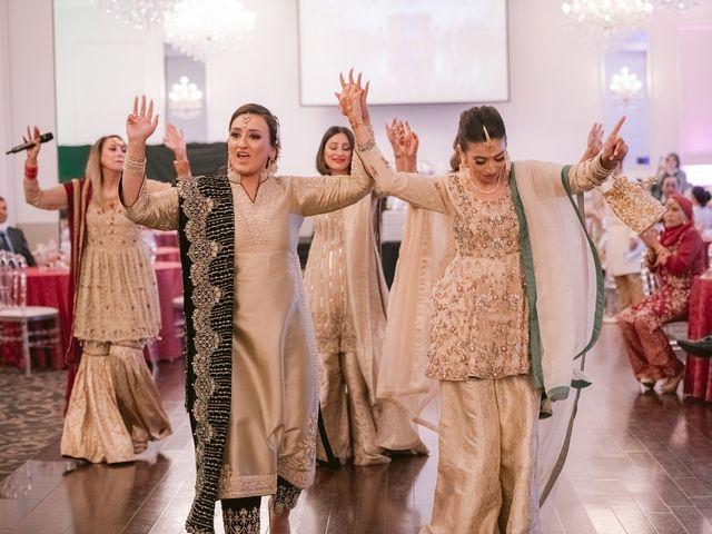 Zohra and Hamza's wedding in Markham, Ontario 57