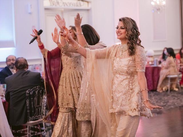 Zohra and Hamza's wedding in Markham, Ontario 58