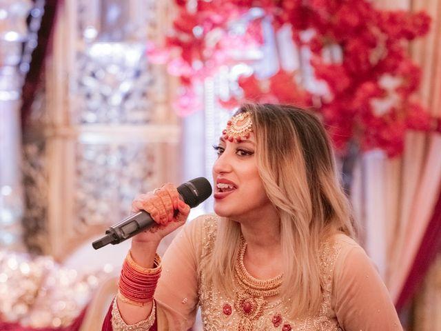 Zohra and Hamza's wedding in Markham, Ontario 65