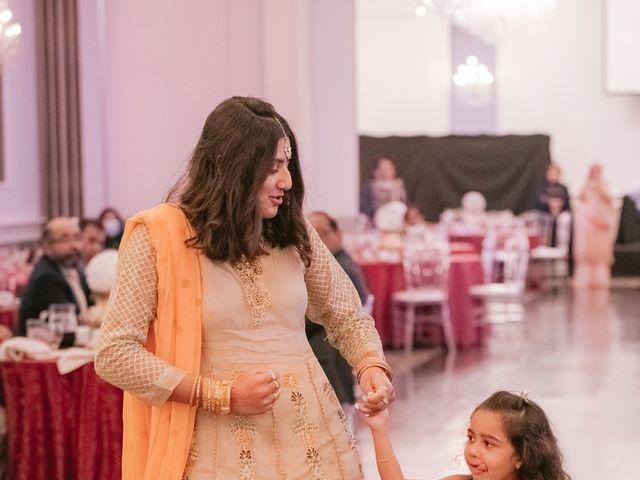 Zohra and Hamza's wedding in Markham, Ontario 66
