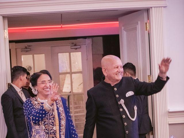 Zohra and Hamza's wedding in Markham, Ontario 68