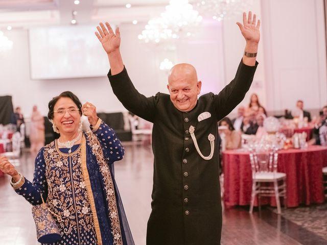 Zohra and Hamza's wedding in Markham, Ontario 69