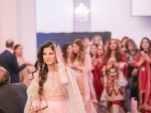 Zohra and Hamza's wedding in Markham, Ontario 71