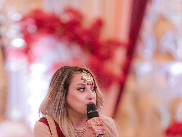 Zohra and Hamza's wedding in Markham, Ontario 72