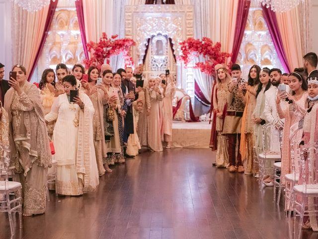 Zohra and Hamza's wedding in Markham, Ontario 75