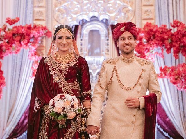Zohra and Hamza's wedding in Markham, Ontario 80