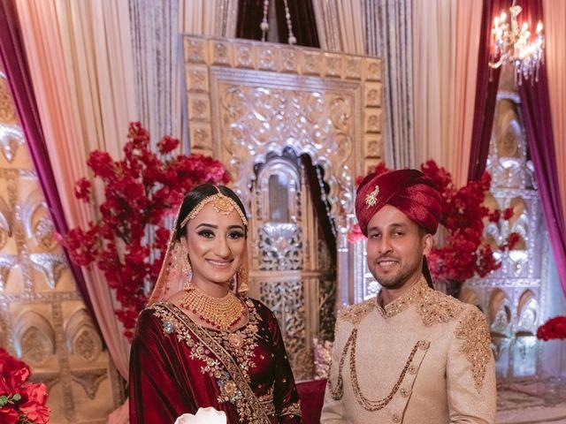 Zohra and Hamza's wedding in Markham, Ontario 87