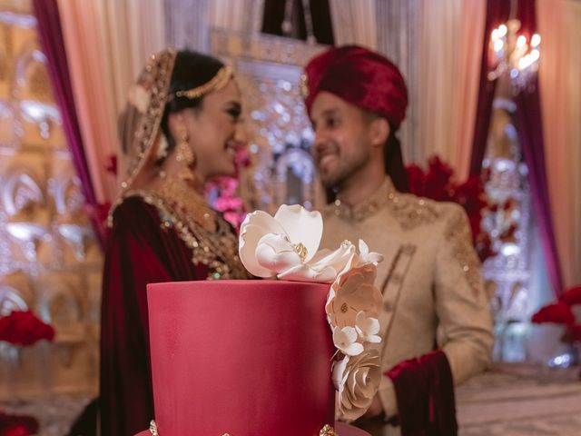 Zohra and Hamza's wedding in Markham, Ontario 88