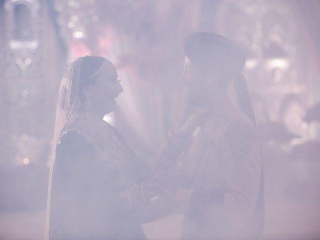 Zohra and Hamza's wedding in Markham, Ontario 105