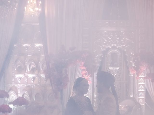 Zohra and Hamza's wedding in Markham, Ontario 2