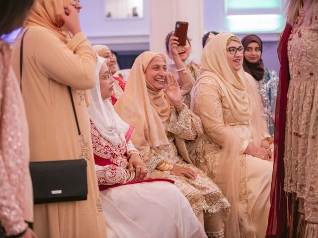 Zohra and Hamza's wedding in Markham, Ontario 120
