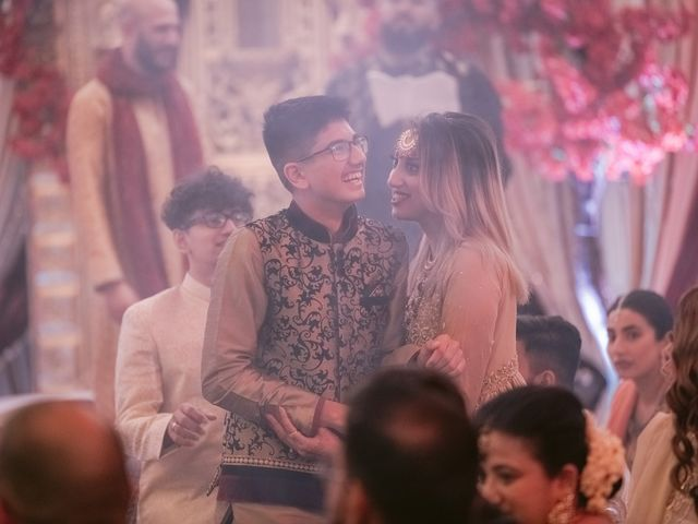 Zohra and Hamza's wedding in Markham, Ontario 122