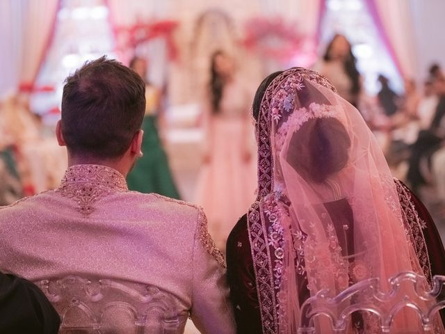 Zohra and Hamza's wedding in Markham, Ontario 123