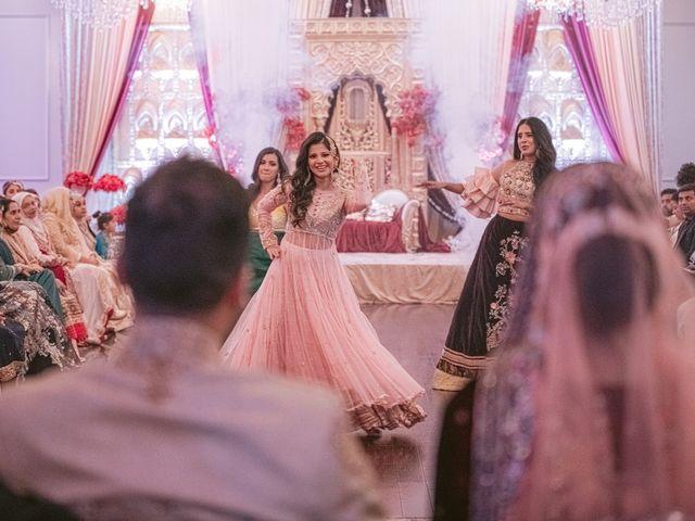 Zohra and Hamza's wedding in Markham, Ontario 124