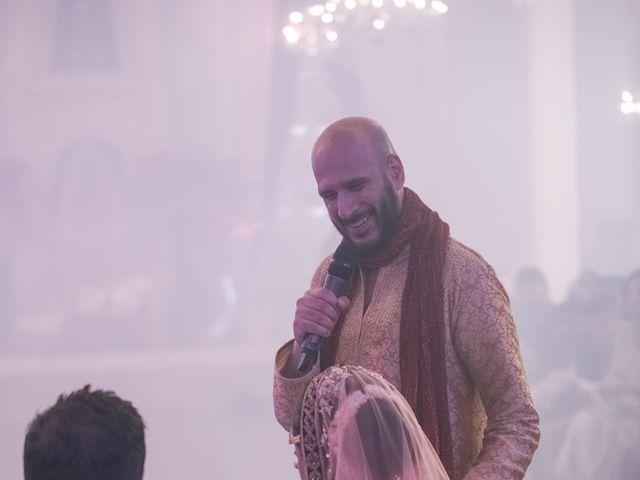Zohra and Hamza's wedding in Markham, Ontario 127