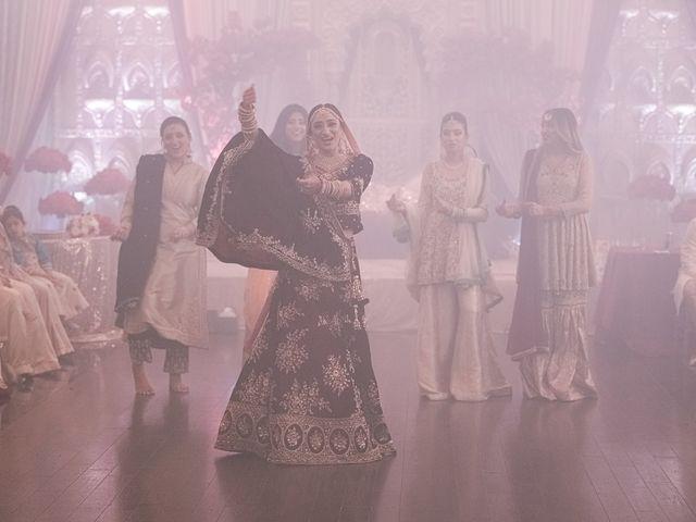 Zohra and Hamza's wedding in Markham, Ontario 128