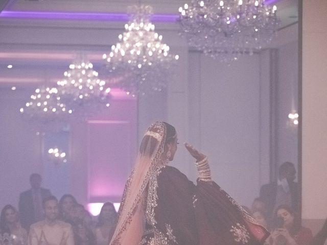 Zohra and Hamza's wedding in Markham, Ontario 129