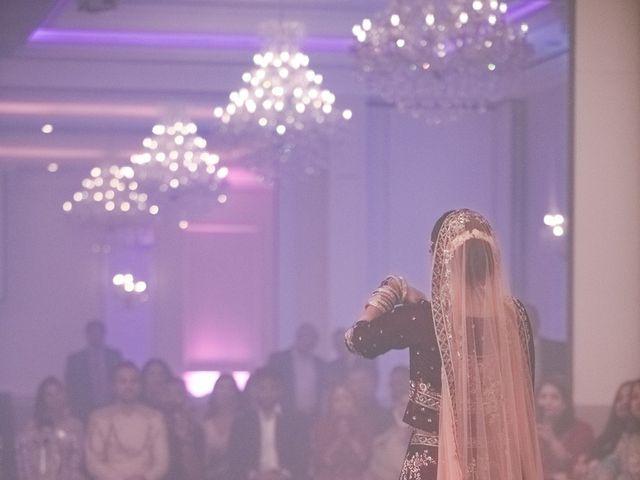 Zohra and Hamza's wedding in Markham, Ontario 130