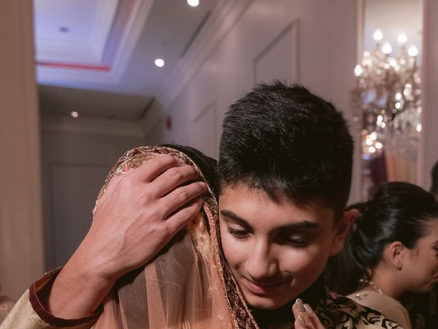Zohra and Hamza's wedding in Markham, Ontario 145