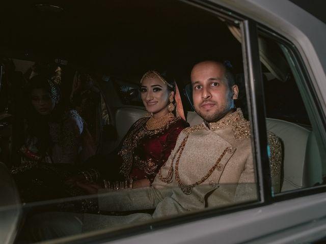 Zohra and Hamza's wedding in Markham, Ontario 152
