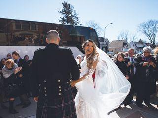 The wedding of Judy and Matthew 1