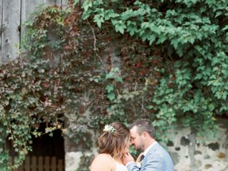 The wedding of Jordan and Emily 1
