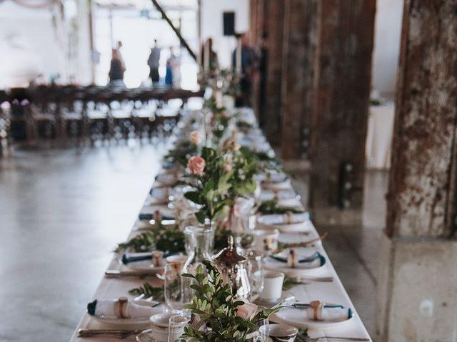 Aaron Golden and Breanne Fultz's wedding in Vancouver, British Columbia 6
