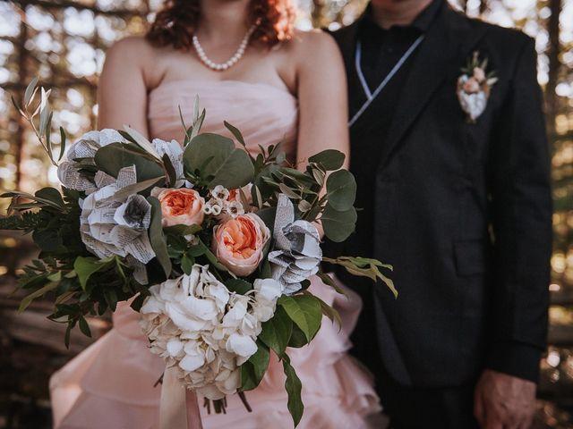 Aaron Golden and Breanne Fultz's wedding in Vancouver, British Columbia 2