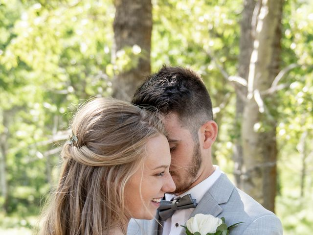 Clive and Shiana's wedding in Waterton Park, Alberta 23