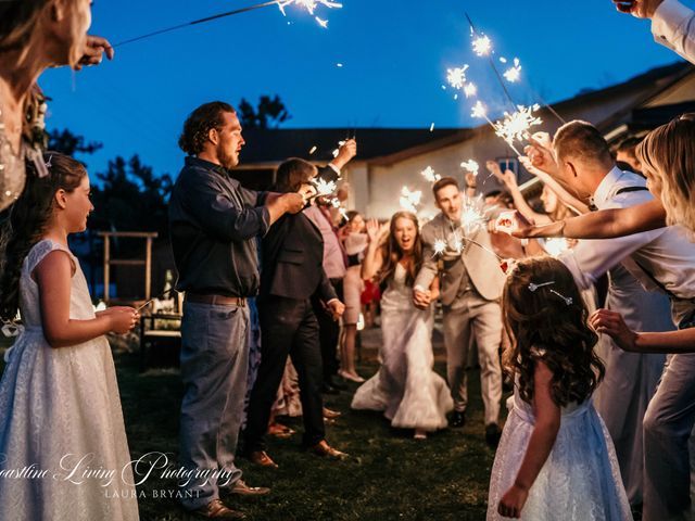 Clive and Shiana's wedding in Waterton Park, Alberta 34