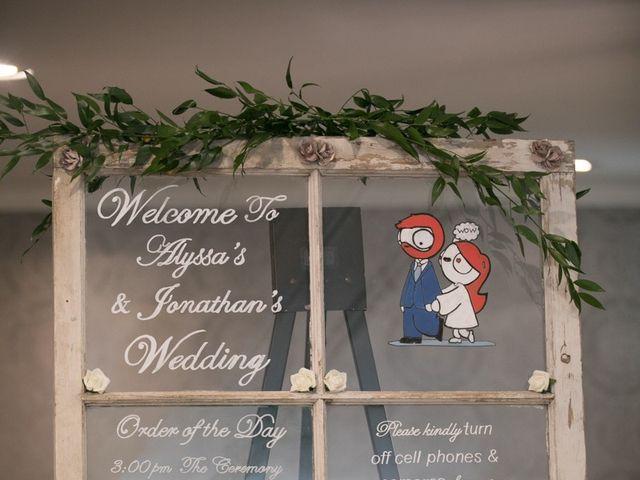 Jonathan and Alyssa's wedding in Mono, Ontario 3