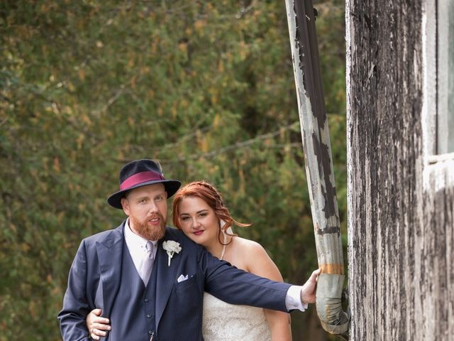 Jonathan and Alyssa's wedding in Mono, Ontario 7