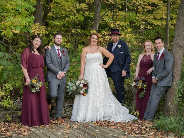 Jonathan and Alyssa's wedding in Mono, Ontario 10