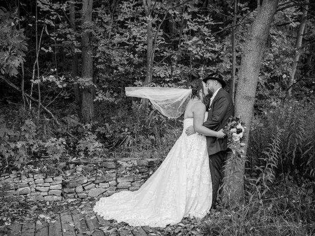 Jonathan and Alyssa's wedding in Mono, Ontario 11