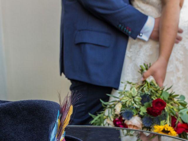Jonathan and Alyssa's wedding in Mono, Ontario 12
