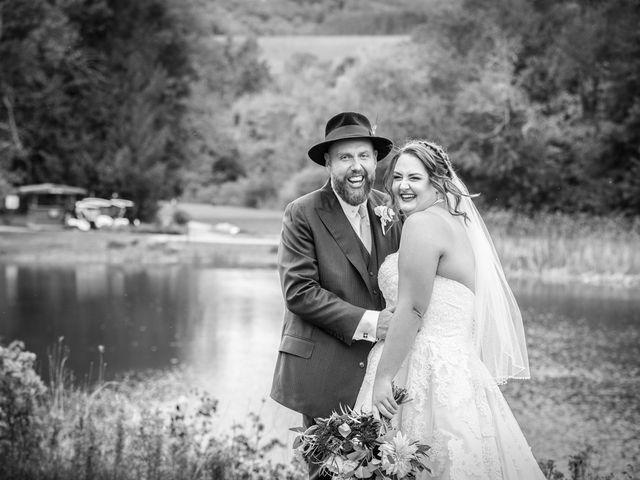 Jonathan and Alyssa's wedding in Mono, Ontario 13
