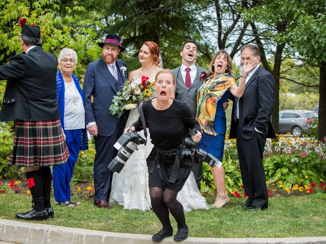 Jonathan and Alyssa's wedding in Mono, Ontario 14