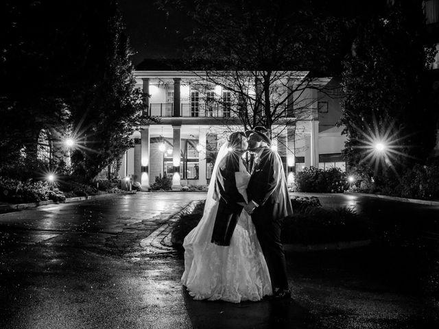 Jonathan and Alyssa's wedding in Mono, Ontario 32