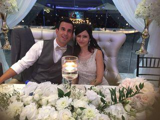 The wedding of Jilian  and Jimmy