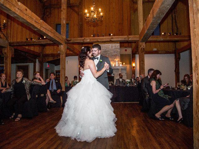 The wedding of Lauren and Evan