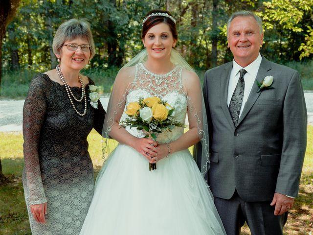 Nicole and Geoffrey's wedding in Pembroke, Ontario 44