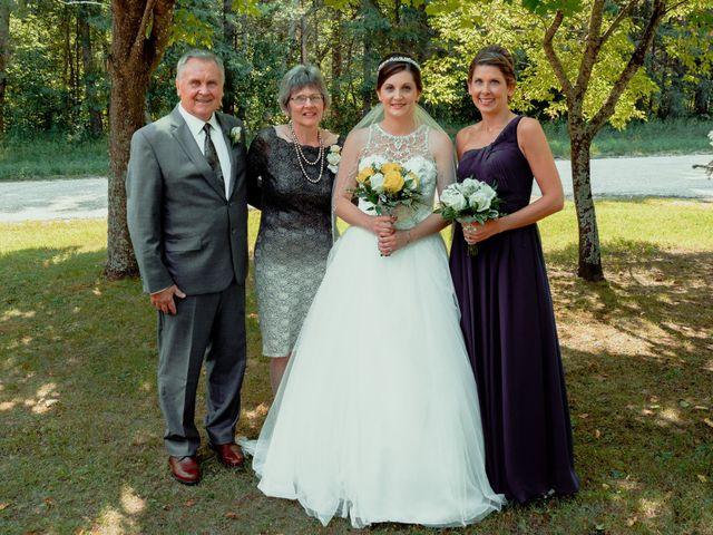 Nicole and Geoffrey's wedding in Pembroke, Ontario 45