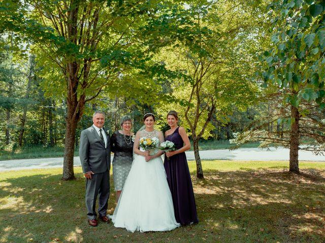 Nicole and Geoffrey's wedding in Pembroke, Ontario 46