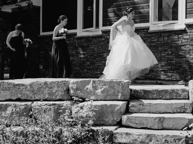 Nicole and Geoffrey's wedding in Pembroke, Ontario 52