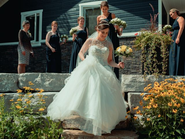 Nicole and Geoffrey's wedding in Pembroke, Ontario 54