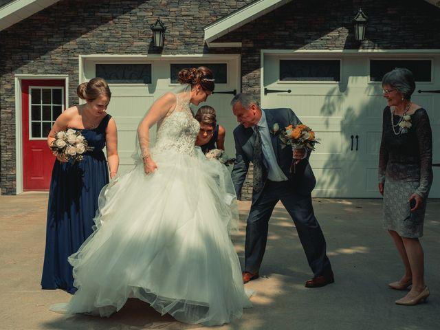Nicole and Geoffrey's wedding in Pembroke, Ontario 60