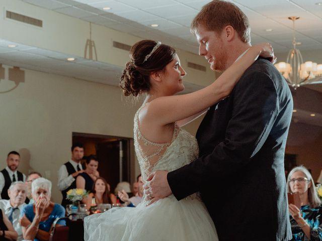 Nicole and Geoffrey's wedding in Pembroke, Ontario 401