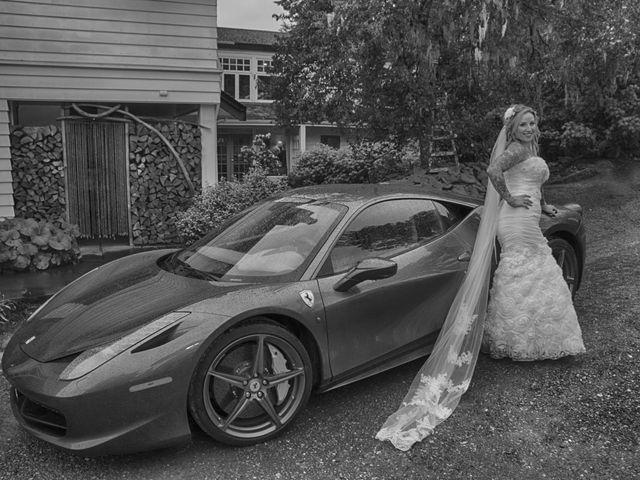 Jason and Jenelle's wedding in Sooke, British Columbia 4